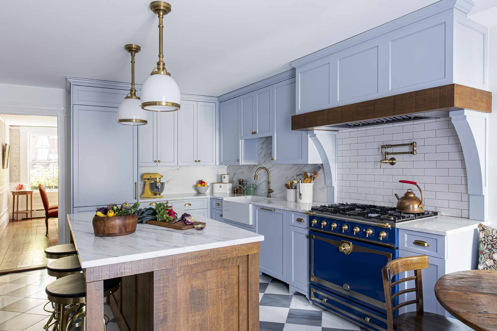 "Featured in ""Kitchens We Love"" – New England Home Magazine"